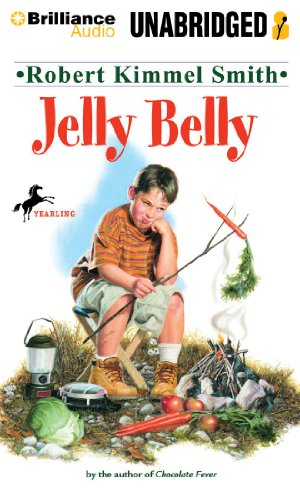 Jelly Belly: Library Edition: Smith, Robert Kimmel/ Gerard, Danny (Narrator)
