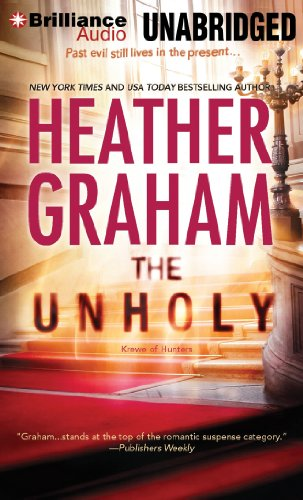 9781455863181: The Unholy (Krewe of Hunters)