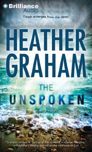 The Unspoken (Krewe of Hunters): Graham, Heather