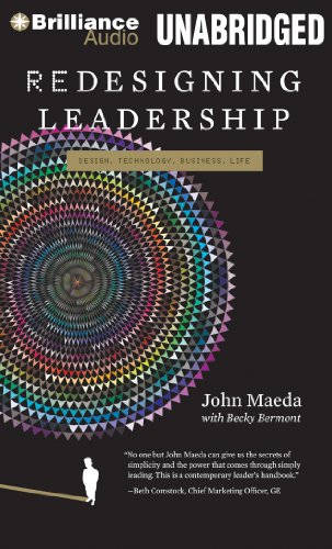 9781455864256: Redesigning Leadership (Simplicity: Design, Technology, Business, Life)