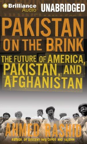 Pakistan on the Brink: The Future of America, Pakistan, and Afghanistan: Rashid, Ahmed