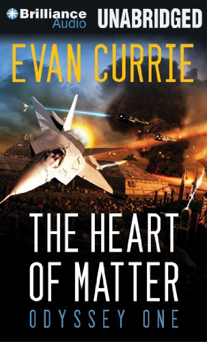 9781455866700: The Heart of Matter (Odyssey Series)