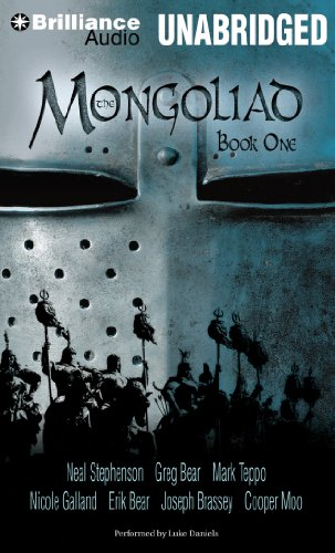 9781455866960: The Mongoliad: Book One (The Mongoliad Cycle)