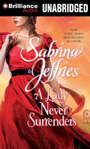 A Lady Never Surrenders (Hellions of Halstead Hall Series) (1455867659) by Jeffries, Sabrina