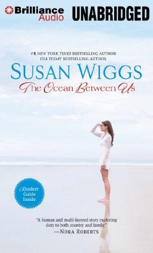 The Ocean Between Us: Wiggs, Susan