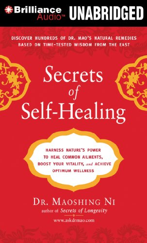 Secrets of Self-Healing: Harness Nature s Power: Dr Mao Shing