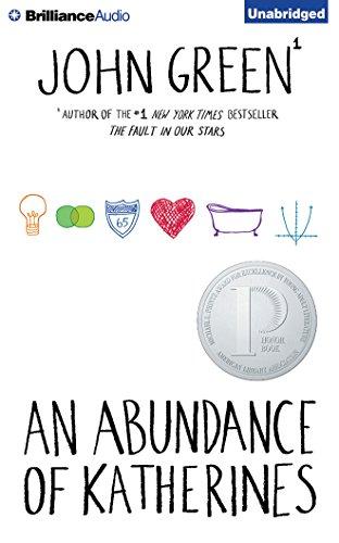 9781455870103: An Abundance of Katherines (Brilliance Audio on Compact Disc)