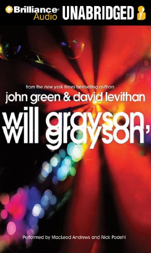 Will Grayson, Will Grayson (1455870161) by Green, John; Levithan, David