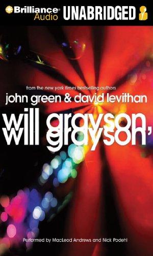 9781455870165: Will Grayson, Will Grayson