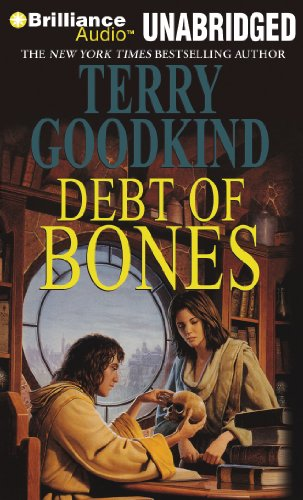9781455870219: Debt of Bones (Sword of Truth Series)