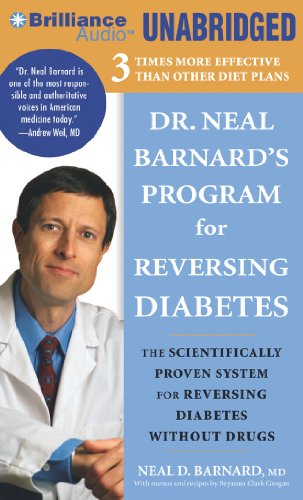 9781455871483: Dr. Neal Barnard's Program for Reversing Diabetes: The Scientifically Proven System for Reversing Diabetes Without Drugs