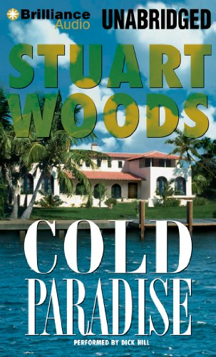 Cold Paradise (Stone Barrington Series): Woods, Stuart