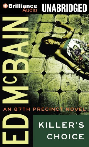 Killer's Choice (87th Precinct Series) (1455872377) by Ed McBain