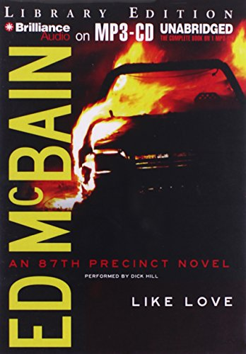 Like Love (87th Precinct Series) (1455873497) by Ed McBain