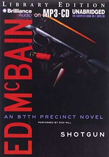 Shotgun (87th Precinct Series) (9781455873555) by Ed McBain