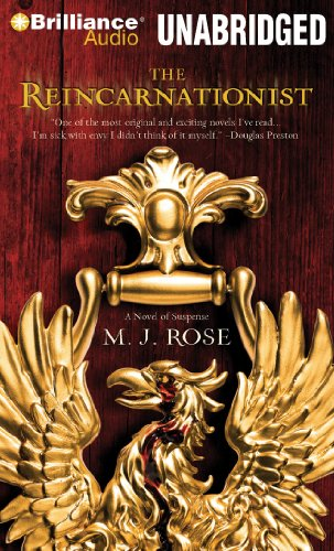 The Reincarnationist (Reincarnationist Series) (1455875708) by Rose, M. J.