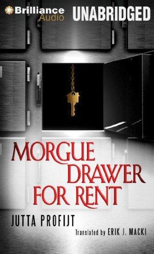 Morgue Drawer for Rent (Morgue Drawer Series): Profijt, Jutta