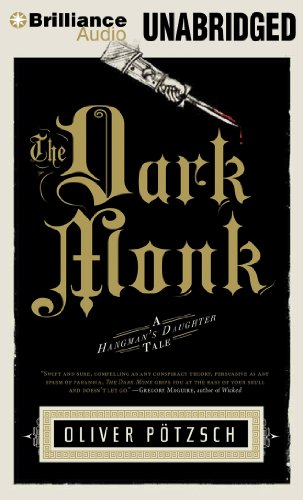 9781455876365: The Dark Monk (The Hangman's Daughter)
