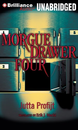 9781455876525: Morgue Drawer Four (Morgue Drawer Series)