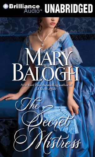 The Secret Mistress (Mistress Series) (1455876836) by Balogh, Mary