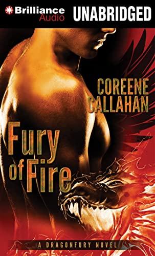 Fury of Fire (Dragonfury Series): Coreene Callahan