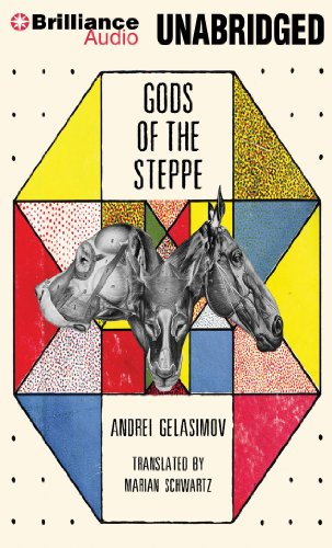 9781455880270: Gods of the Steppe