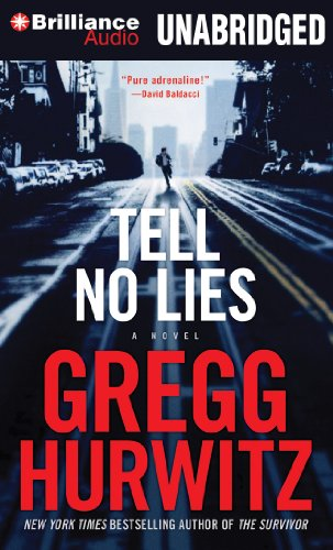 Tell No Lies: Gregg Hurwitz