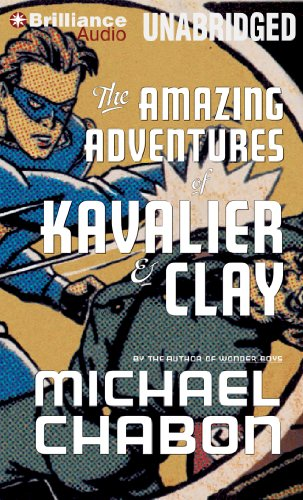 9781455883004: The Amazing Adventures of Kavalier & Clay