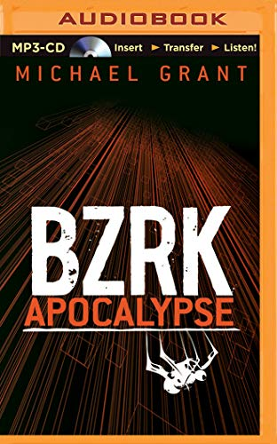 9781455883370: BZRK Apocalypse