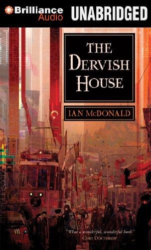 9781455884261: The Dervish House