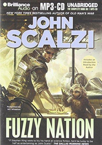 Fuzzy Nation: Scalzi, John