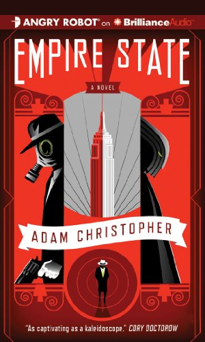 Empire State: A Novel: Christopher, Adam