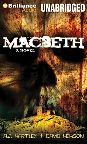 Macbeth: A Novel (1455885738) by Hartley, A. J.; Hewson, David