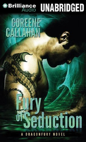 9781455885817: Fury of Seduction (Dragonfury Series)