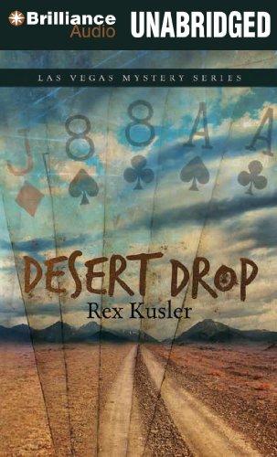 Desert Drop (Las Vegas Mystery): Kusler, Rex
