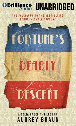Fortune's Deadly Descent (Celia Hagen): Audrey Braun