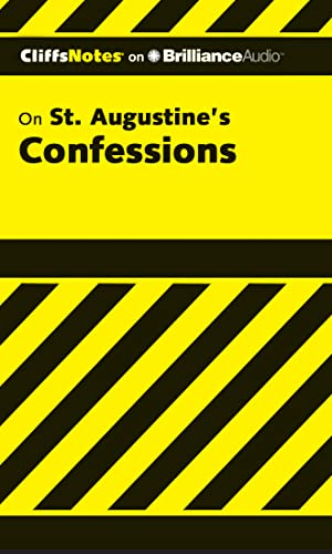 9781455887811: Confessions (Cliffs Notes Series)