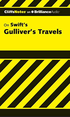 9781455887873: Gulliver's Travels (Cliffs Notes Series)