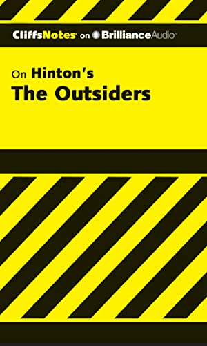 9781455887965: The Outsiders (Cliffs Notes)