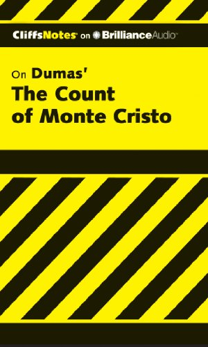 9781455888078: The Count of Monte Cristo (Cliffs Notes Series)