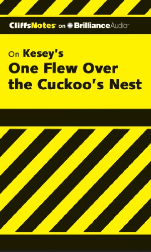 9781455888207: One Flew Over the Cuckoo's Nest (Cliffs Notes Series)