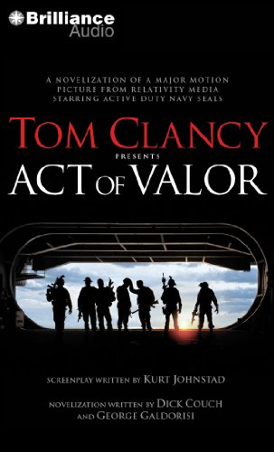 9781455889648: Tom Clancy Presents Act of Valor
