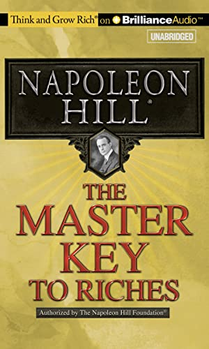 9781455890033: The Master Key to Riches (Think and Grow Rich (Audio))