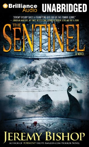 The Sentinel (Jane Harper Horror): Bishop, Jeremy
