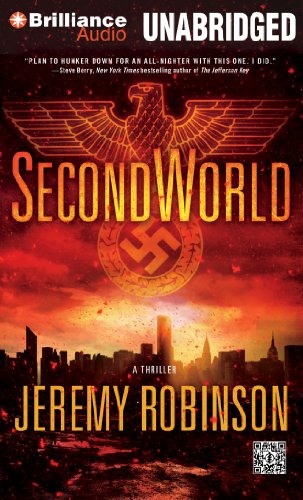 SecondWorld: Jeremy Robinson