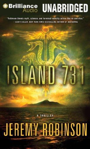 9781455891986: Island 731