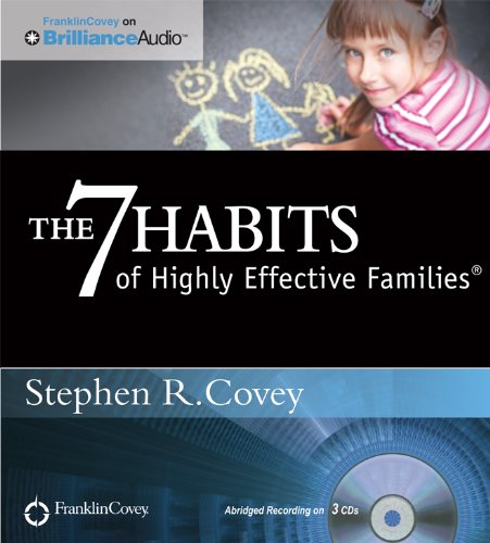 9781455892747: The 7 Habits of Highly Effective Families