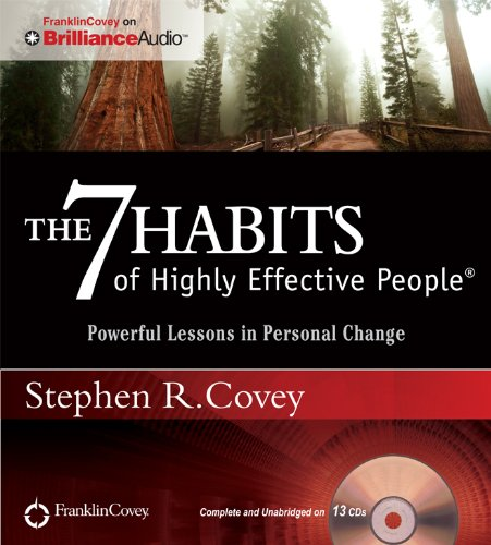 9781455892785: The 7 Habits of Highly Effective People: Powerful Lessons in Personal Change