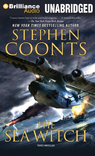 Sea Witch, The: Three Novellas: Coonts, Stephen