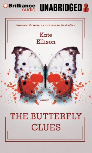 9781455894017: The Butterfly Clues